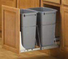 Trash Can Base Cabinet Sevenstonesinc